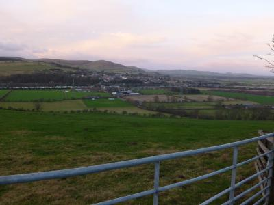View of Wooler