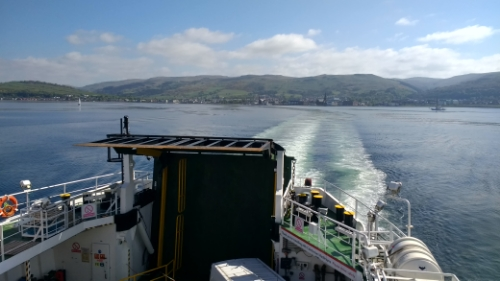 Largs to Great Cumbrae Ferry