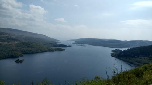 Tighnabruaiche Viewpoint