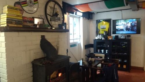Velo Cafe Fire