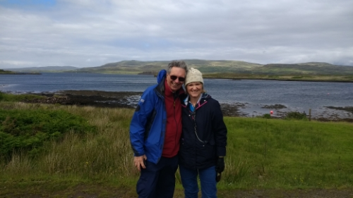 Anne and John