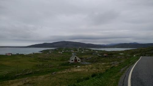 Eriskay houses