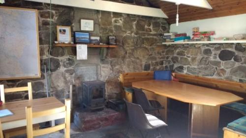 Hostel common room
