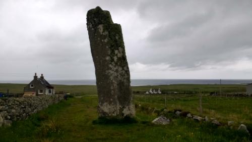 Thrushel stone