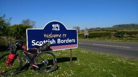 Borders, Hills & Sunshine